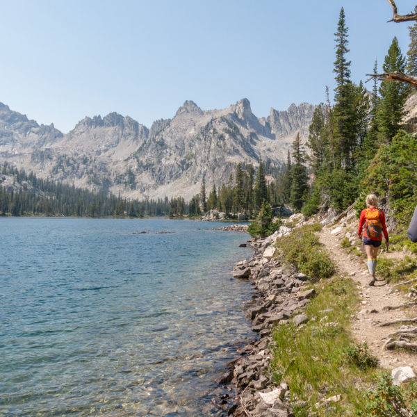 Take a Hike in the Sawtooths: 3 Beautiful Trails near Redfish Lake