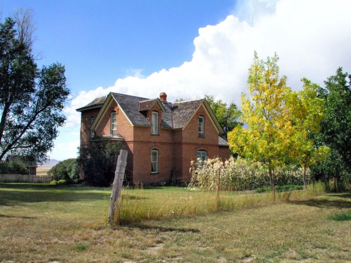 historic home in Chesterfield.