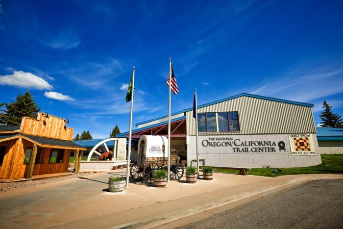 National oregon-california trail center