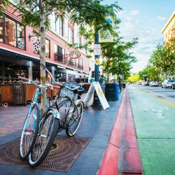 8th Street, Boise. Photo Credit: Idaho Tourism