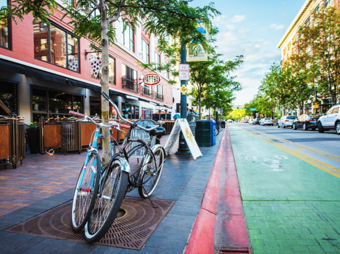 8th Street, Boise. Photo Credit: Idaho Tourism