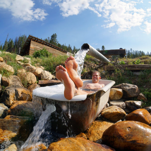 Ride, Soak, Repeat: 3 Days on the Idaho Hot Springs Mountain Bike Route