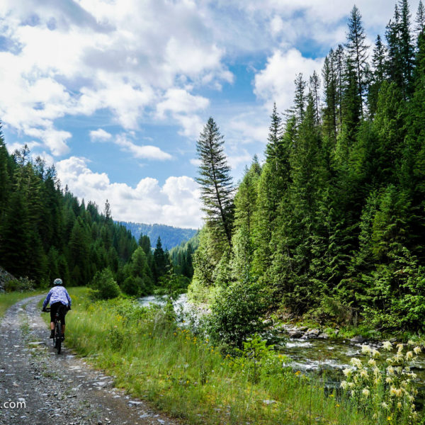 Finding Adventure Gold in Idaho's Silver Valley
