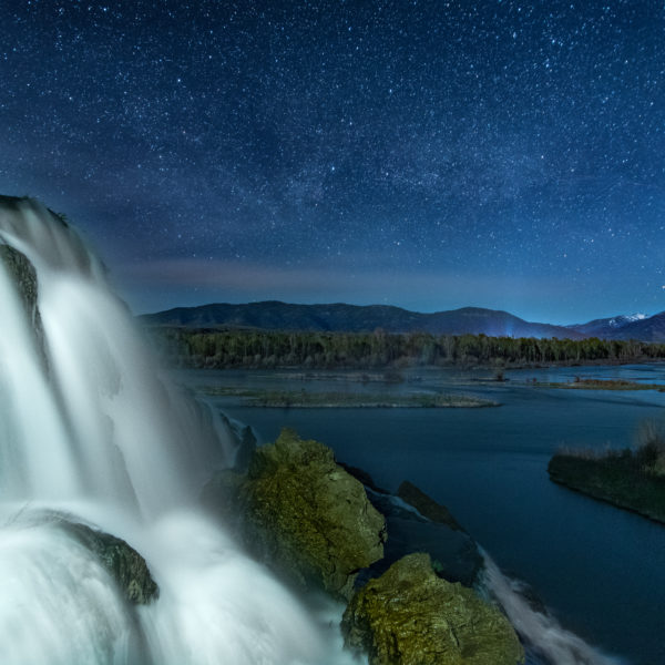 Photographing Idaho's Stunning Night Sky