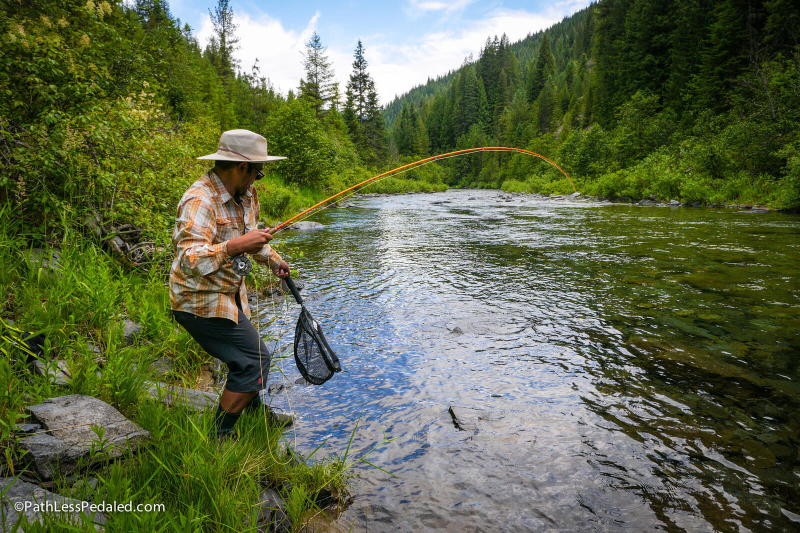 Finding adventure gold in idaho 39 s silver valley visit idaho for St joseph river fishing