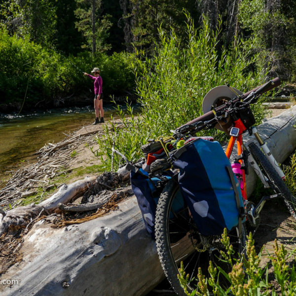Ride. Run. Fish. Repeat. Multisport adventure in Central Idaho