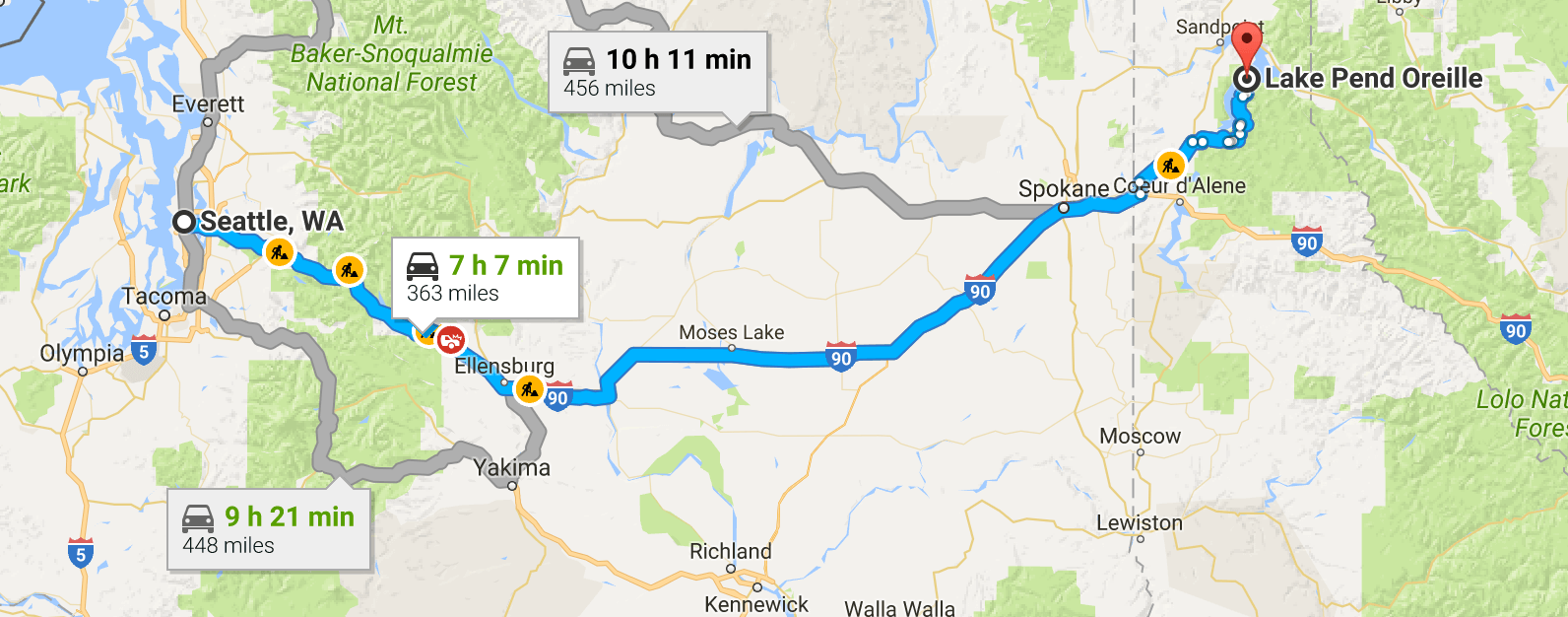 5 Idaho Adventures Within a Days Drive from Seattle Visit Idaho