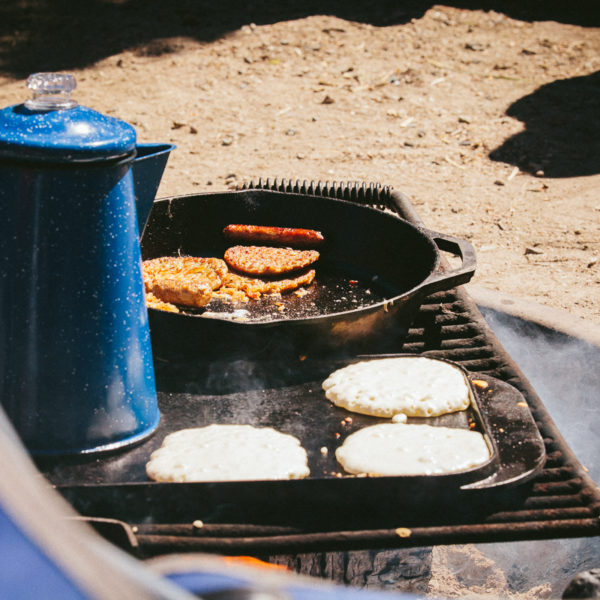 4 Easy Recipes to Try on Your Next Camping Trip