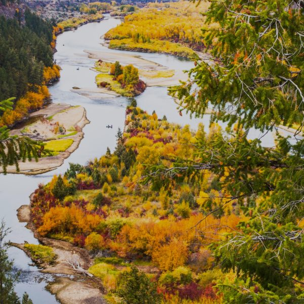 Red, Orange and Gold: Discover Fall in Eastern Idaho