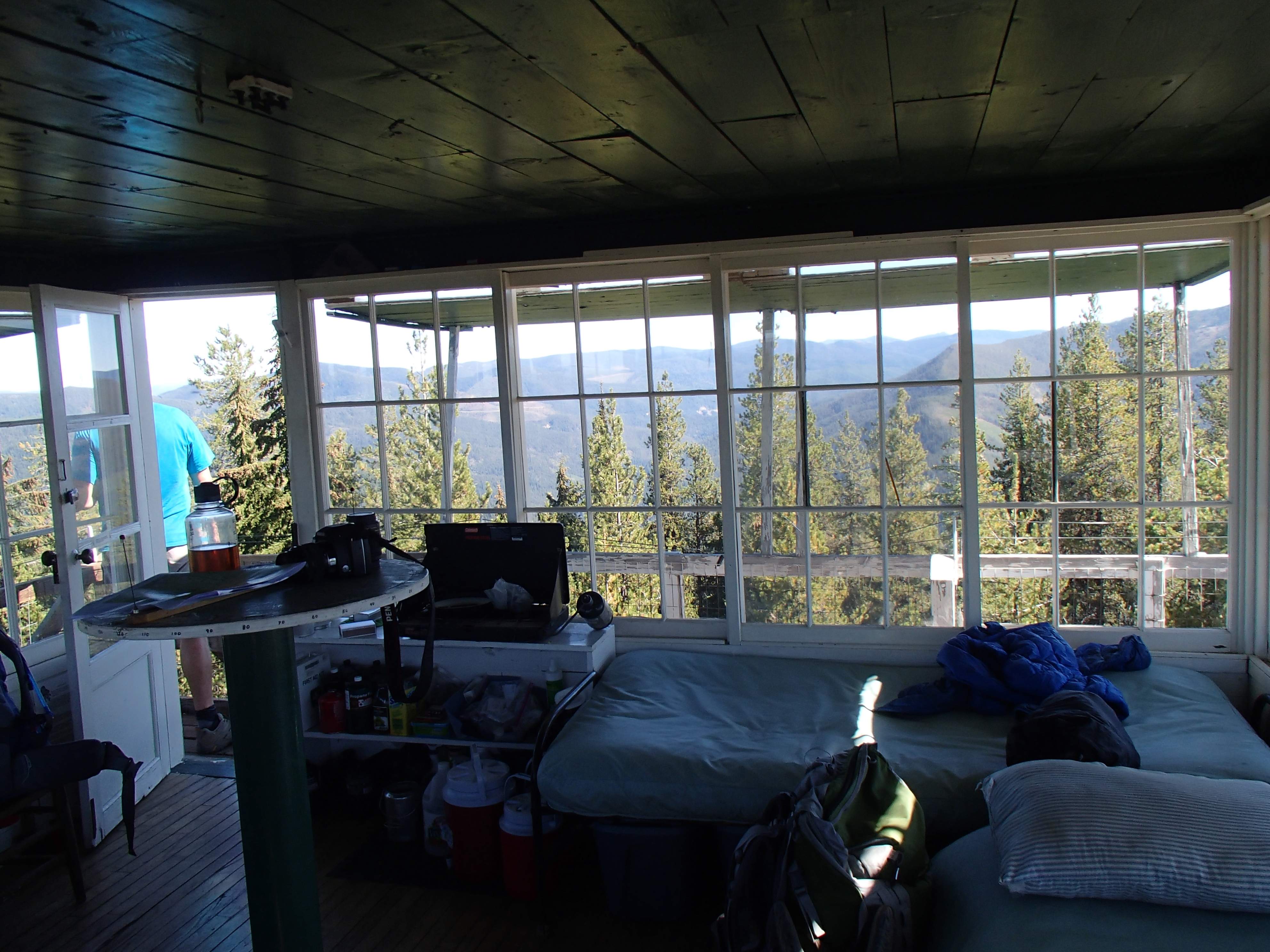 Try Camping At Idaho S Fire Lookout Towers Visit Idaho