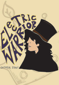 Electric Warrior from Woodland Empire Ale Craft