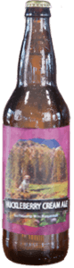 Huckleberry Cream Ale from Laughing Dog Brewing