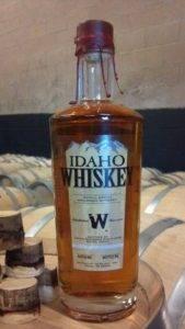 Idaho Whiskey from Idaho Whiskey or Idaho Moonshine. Photo Credit: Idaho Whiskey