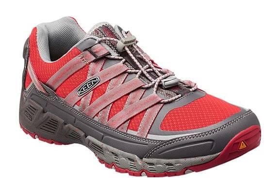 Keen Versatrail Hiking Shoes. Photo Credit: Keen
