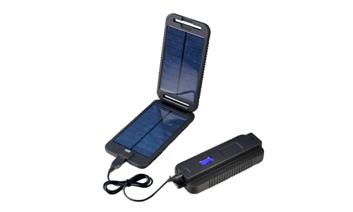 Powertraveller Power Monkey Extreme Solar Charger. Photo Credit: Powertraveller