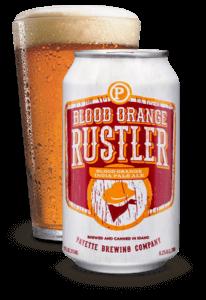 Blood Orange Rustler IPA from Payette Brewing Company. Photo Credit: Payette Brewing Company