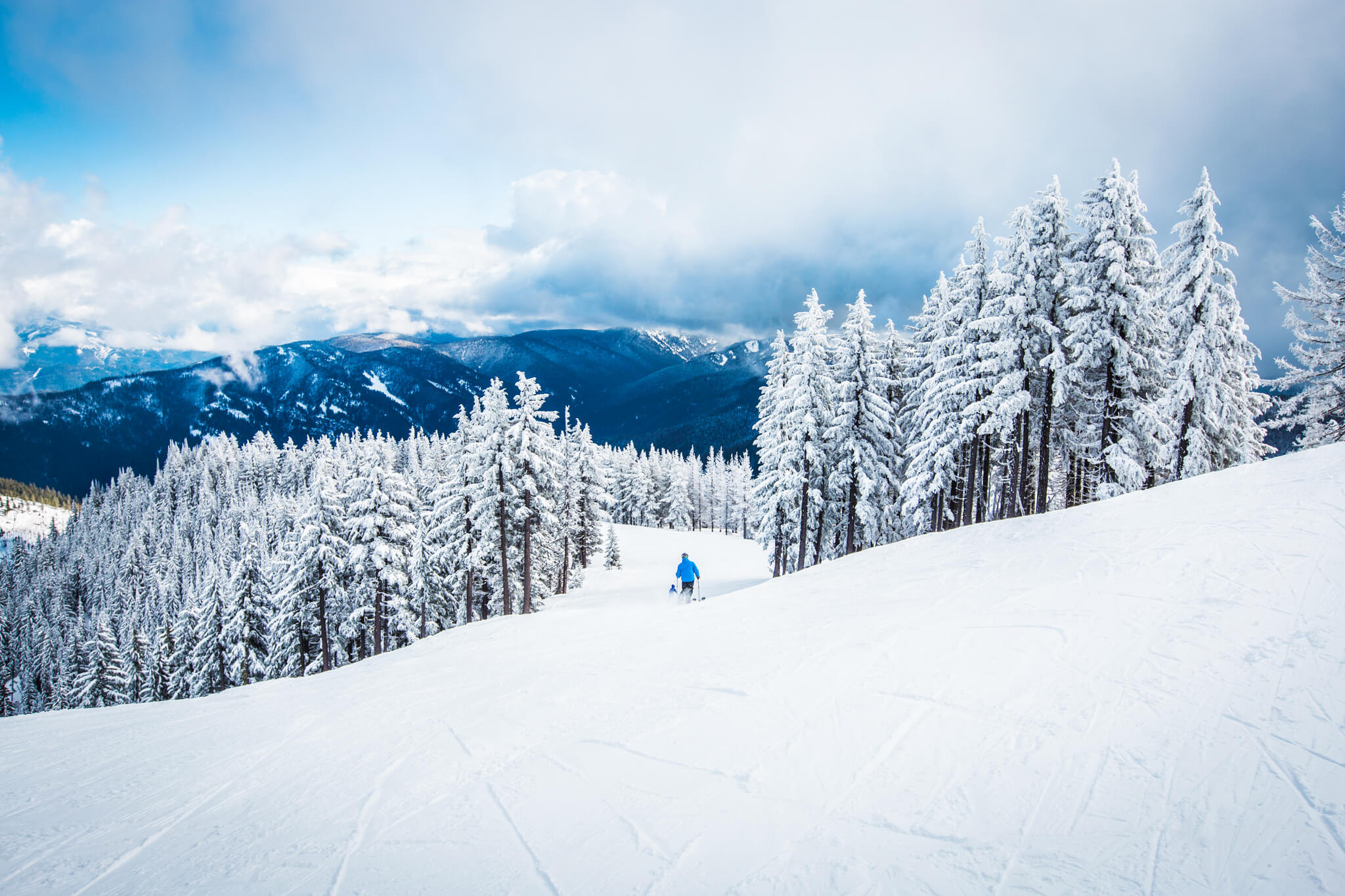 10 idaho ski runs you have to hit in 2018 | visit idaho