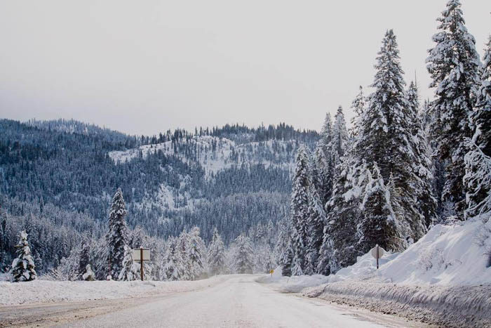 Payette River Scenic Byway, Near Donnelly. Photo Credit: Idaho Tourism