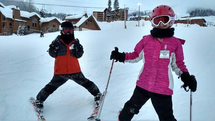Skiing at Schweitzer Mountain Resort. #ForTheWinter Submission: Katherine Elsaesser
