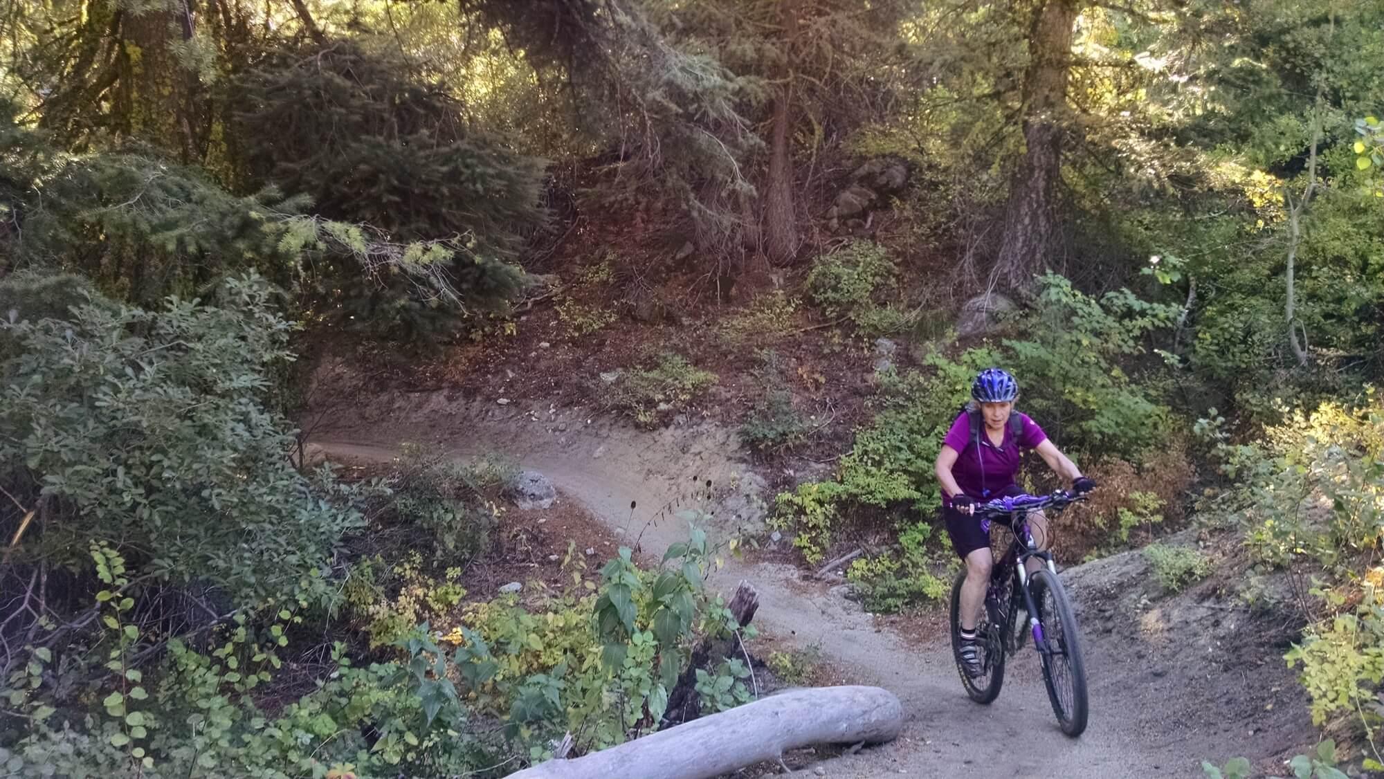 mountain biking idaho