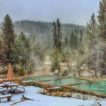 Gold Fork Hot Springs. Photo Credit: McCall Area Chamber of Commerce and Visitors Bureau