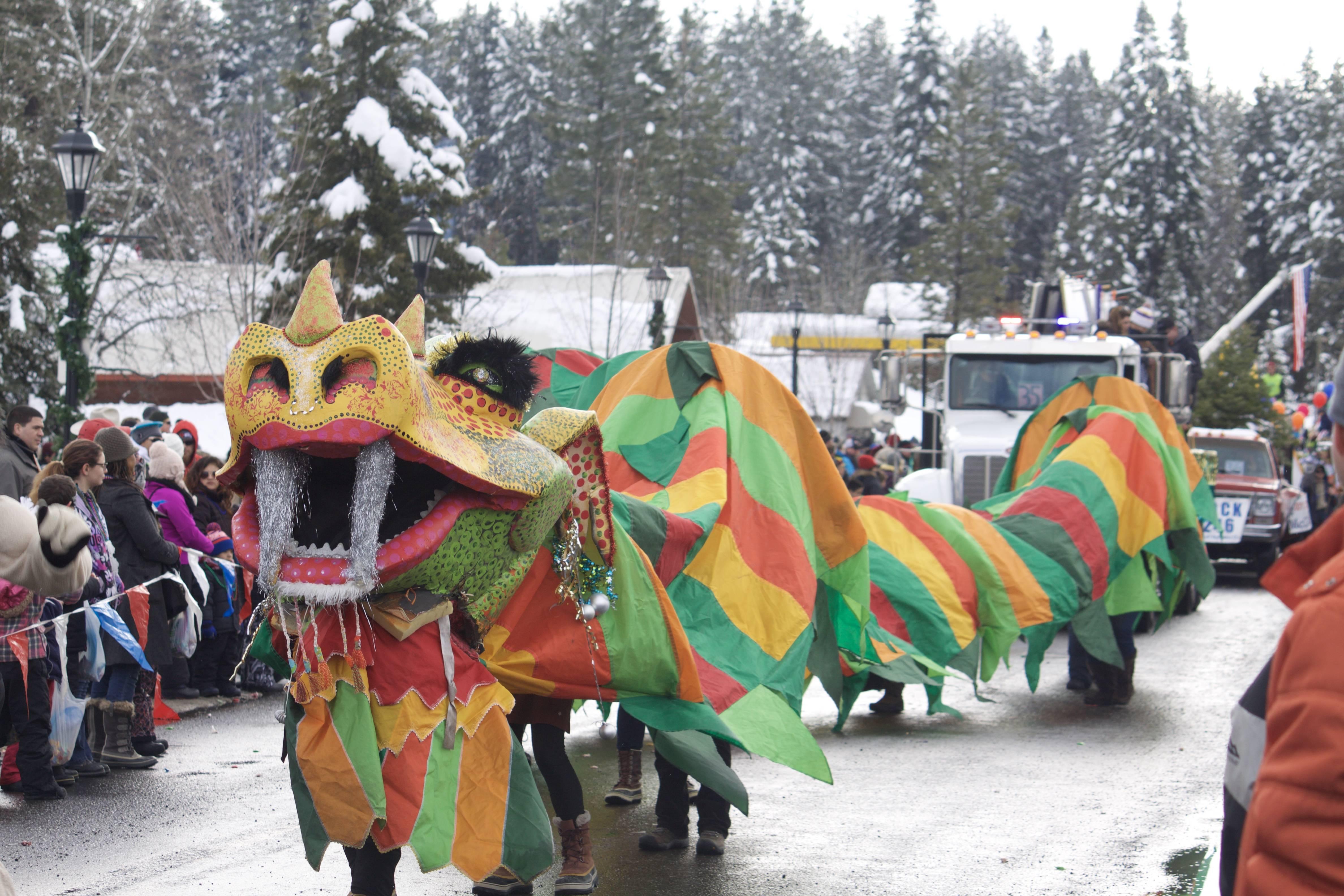 The McCall Winter Carnival. Photo Credit: Tyler Schnur