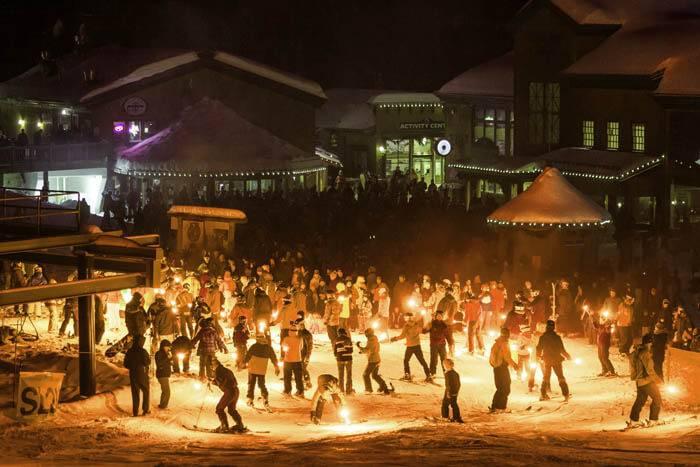 Grand Targhee Ski Resort. Photo Credit: Ski Idaho