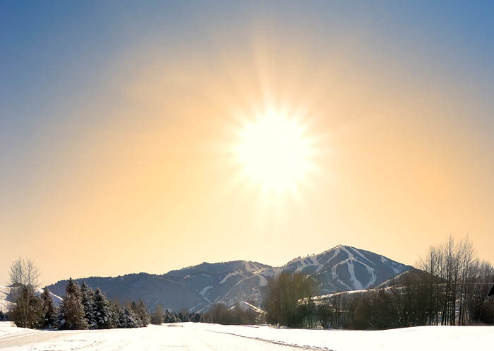 Skiing, Sun Valley. Photo Credit: Visit Sun Valley