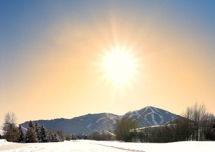 Skiing, Sun Valley. Photo Credit: Visit Sun Valley