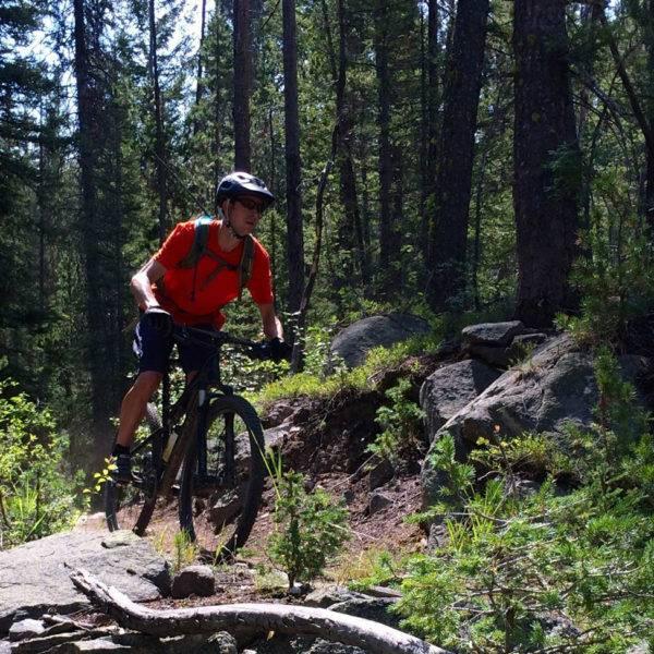 5 Idaho Mountain Bike Rides that Shine in the Fall