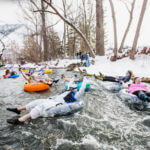 Fire and Ice Winterfest, Lava Hot Springs. Photo Credit: Idaho Tourism