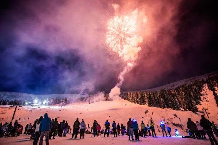 Sandpoint Winter Carnival, Schweitzer Mountain Resort. Photo Credit: Idaho Tourism.