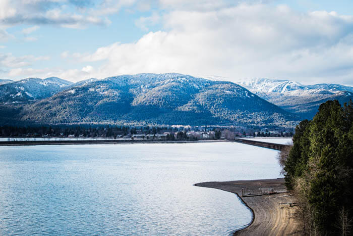 Lake Pend Oreille, Sandpoint. Photo Credit: Idaho Tourism