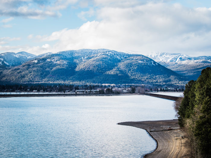 Lake Pend Oreille, Sandpoint. Photo Credit: Idaho Tourism