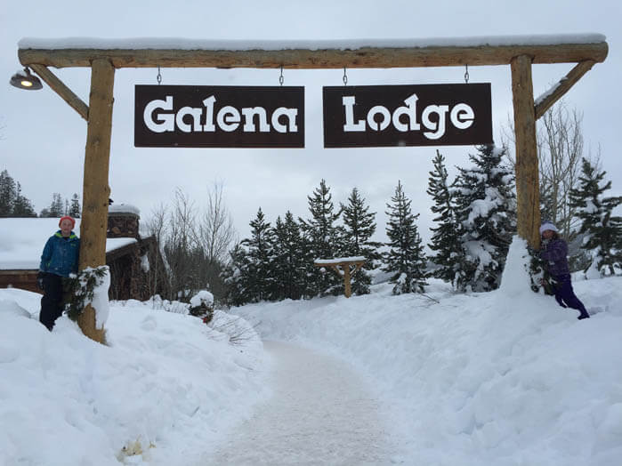 Galena Lodge. #ForTheWinter Submission: Marcy Bauer