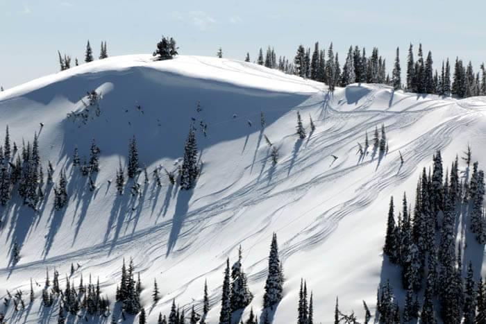Skiing at Tamarack Resort. Photo Credit: Tamarack Resort