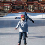 Ice Skating, Sun Valley. #ForTheWinter Submission: Nikki Reynolds