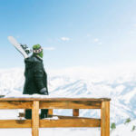 Snowboarding in Southwest Idaho. Photo Credit: Idaho Tourism