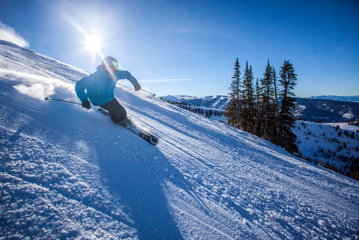 Grand Targhee. Photo Credit: Ski Idaho
