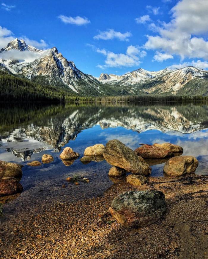 Stanley, Idaho. #VisitIdaho Share: @hallie_nikkol