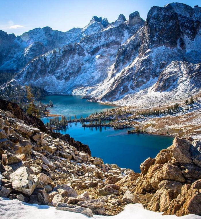 Twin Lakes, Idaho. #VisitIdaho Share: @ethanslight