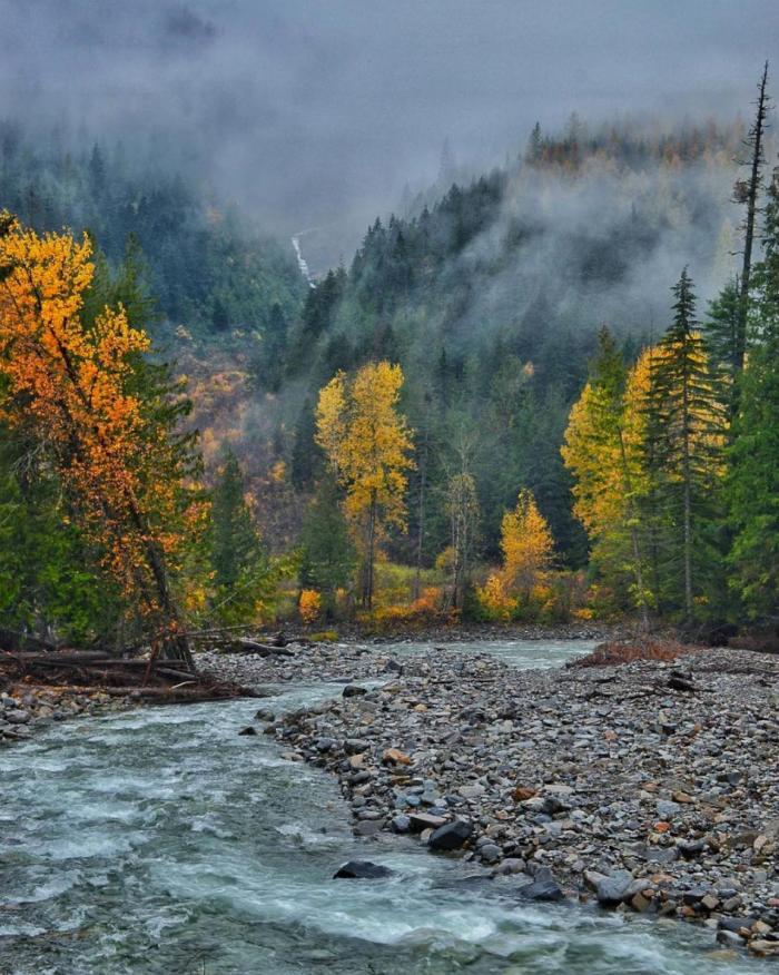 Clark Fork, Idaho. #VisitIdaho Share: @hikester_
