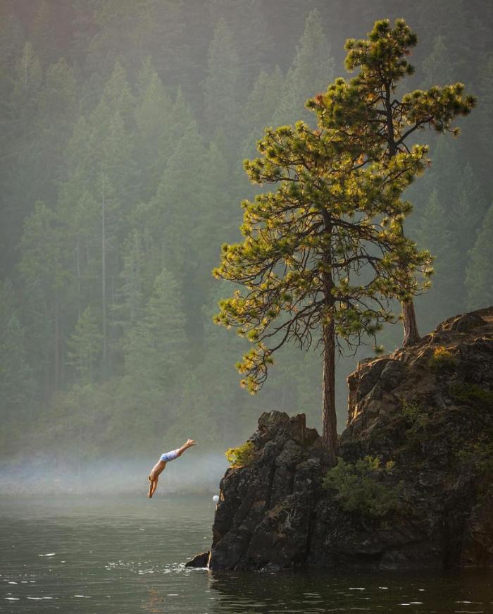 Lake Pend Oreille, Idaho. #VisitIdaho Share: @divided_line_media