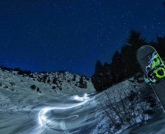 Pebble Creek Ski Area. #VisitIdaho Share: @rajishy