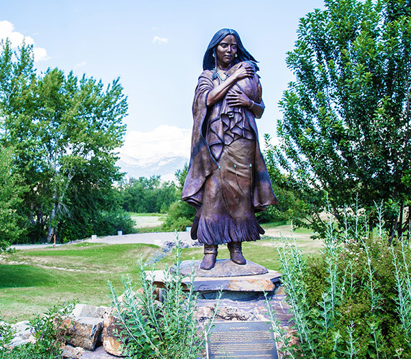 Sacajawea Interpretive Cultural Educational Center, Salmon. Photo Credit: Idaho Tourism.