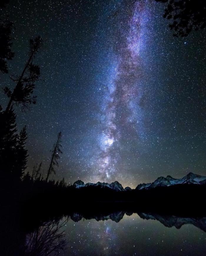 Sawtooth Mountains, Idaho. #VisitIdaho Share: @danicacusack