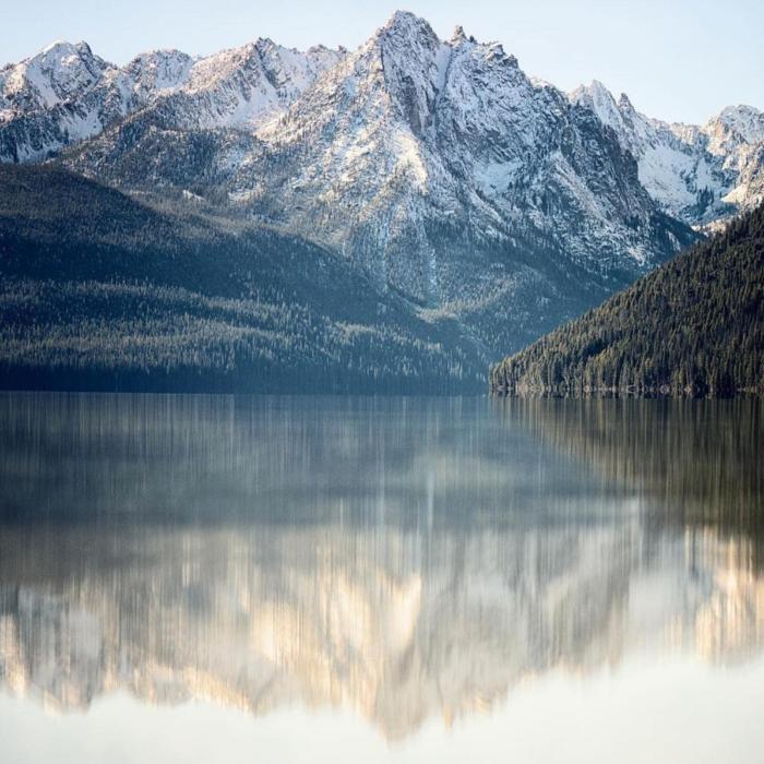 Stanley, Idaho. #VisitIdaho Share: @tmeierphoto