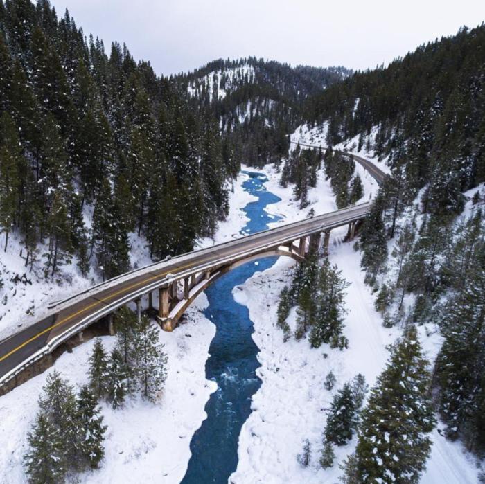 Cascade, Idaho. #VisitIdaho Share: @will.bales