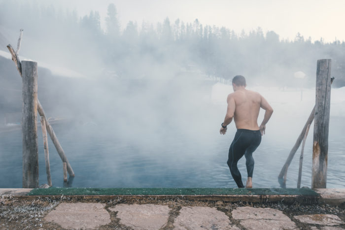 Burgdorf Hot Springs, Near McCall. Photo Credit: Dusty Klein