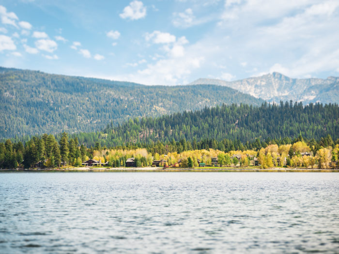 Ponderosa State Park, McCall. Photo Credit: Idaho Tourism
